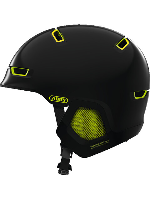 ABUS Scraper 3.0 ERA Helmet shiny black